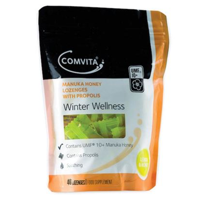 Comvita Propolis Lozenges Lemon and Honey 40