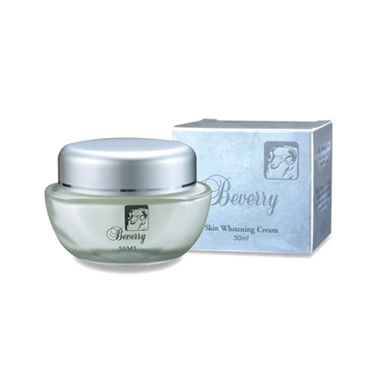 Beverry Lanolin Whitening Cream 50ml