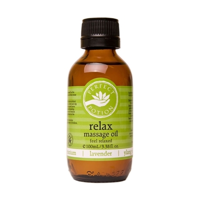 Perfect Potion Relax Massage Oil