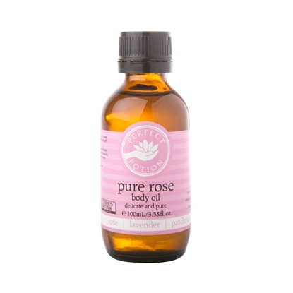 Perfect Potion Pure Rose Body Oil 100ml