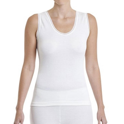 Pure Merino Wool Underwear Womens Vest
