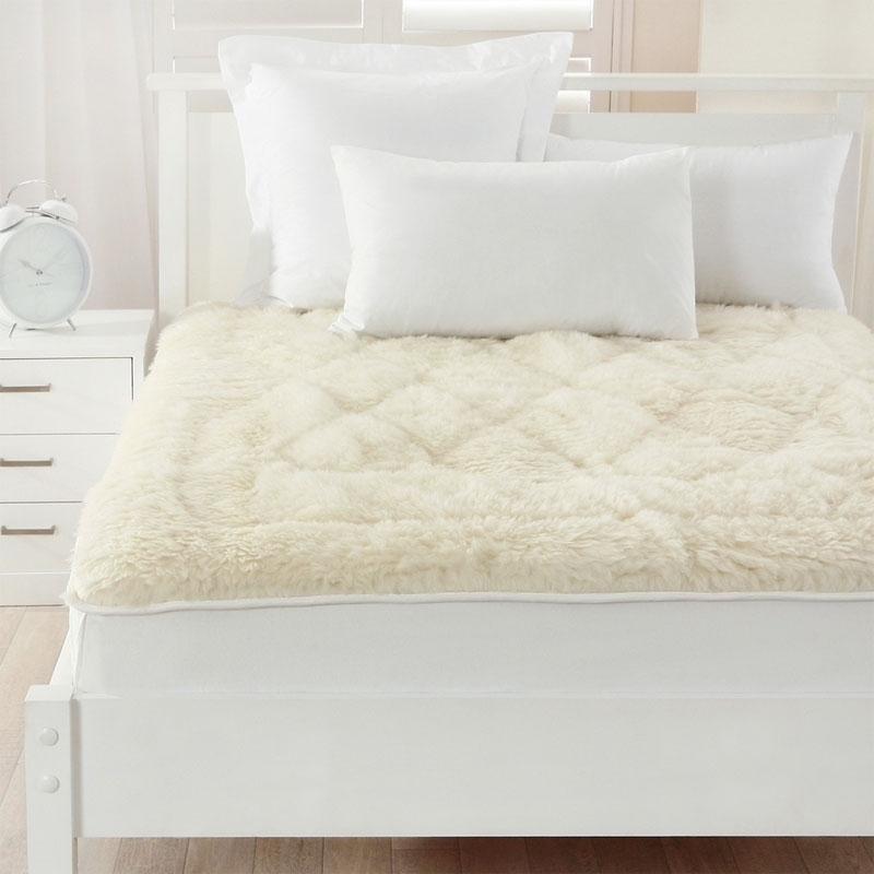 Beverry Pure Wool Underblanket