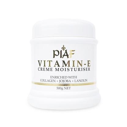 PIAF Vitamin E Creme Moisturiser 500g